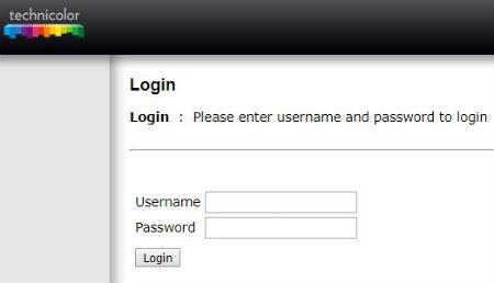 Acceder a la configuración del router