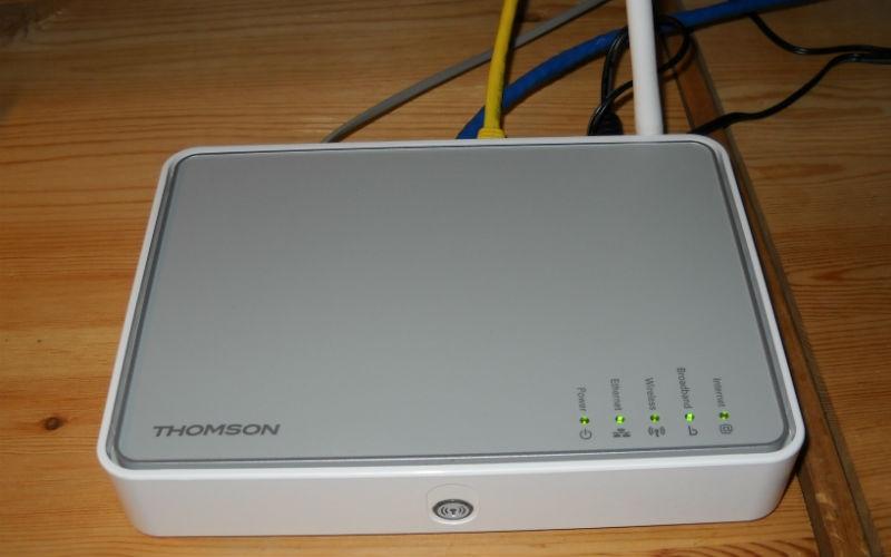Acceder al router y cambiar la configuración