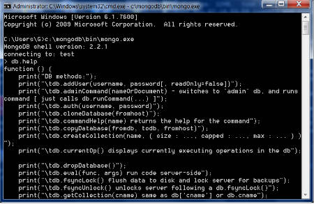 MongoDB se instala fácil