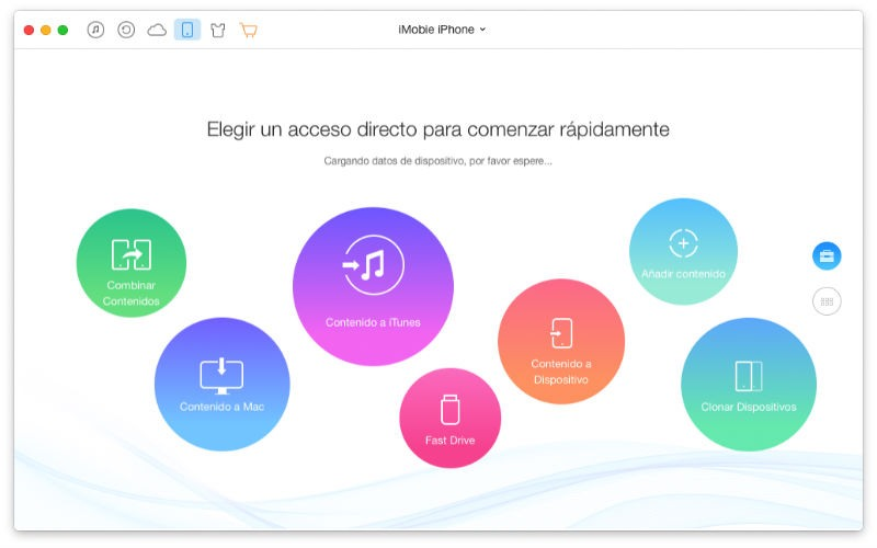 AnyTrans una excelente alternativa a iTunes