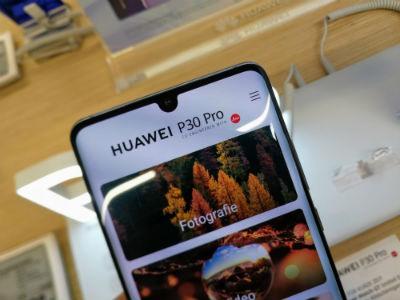 Características del Huawei P30