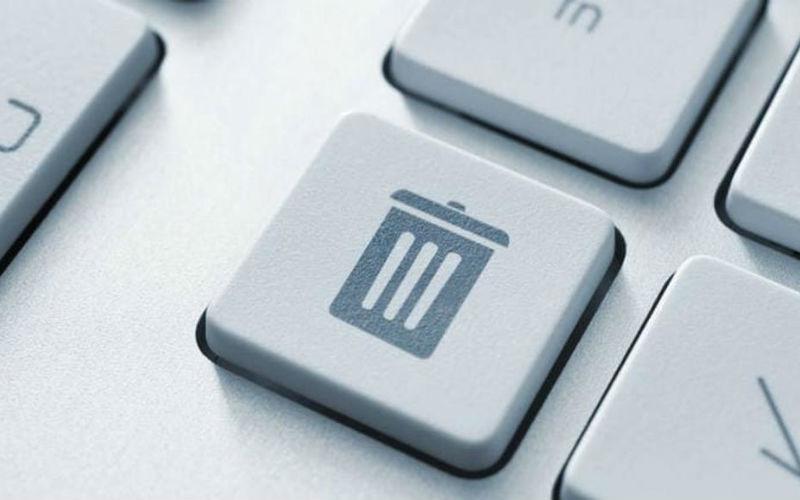 Recuperar archivos borrados en Windows