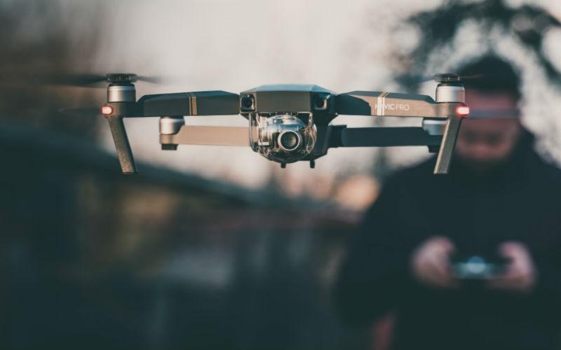 guia de compra drones con camara