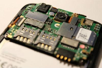 Componentes de un smartphone