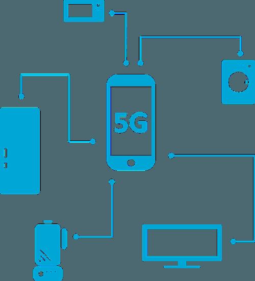 Diferencias entre el 4G:LTE y 5G