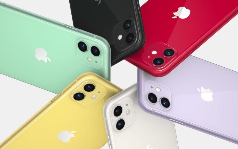 nuevo iphone 11 de apple