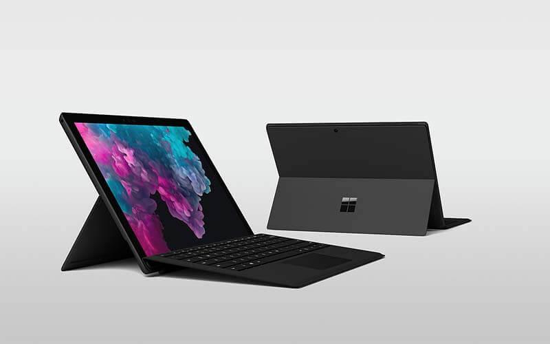 La nueva gama de productos Surface de Microsoft
