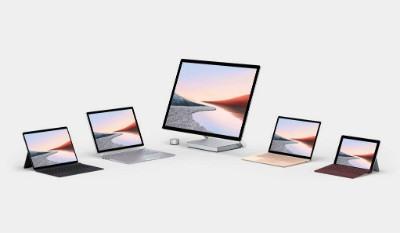 Nueva gama de Microsoft