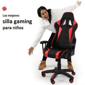 Silla gaming mini para niños