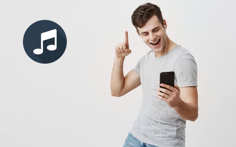 Datmusic aplicación para descargar música