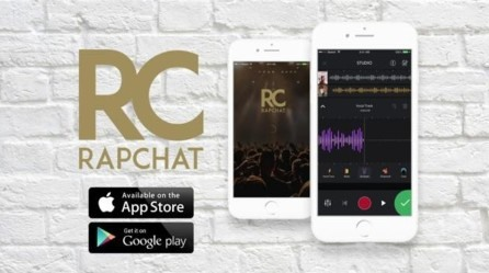 RapChat app