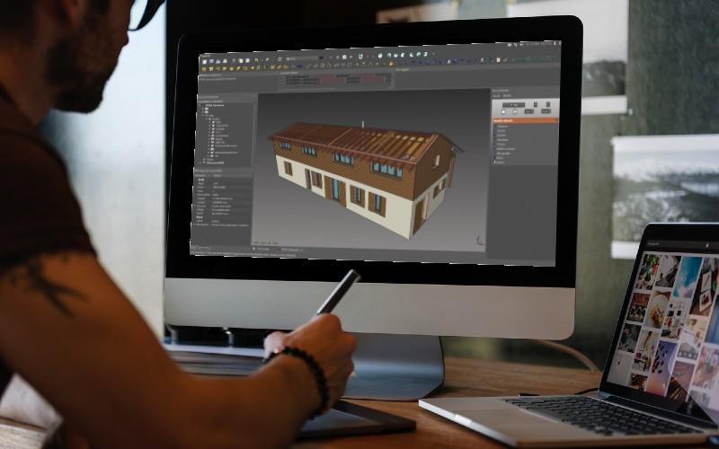 programas dibujo técnico gratuitos PC