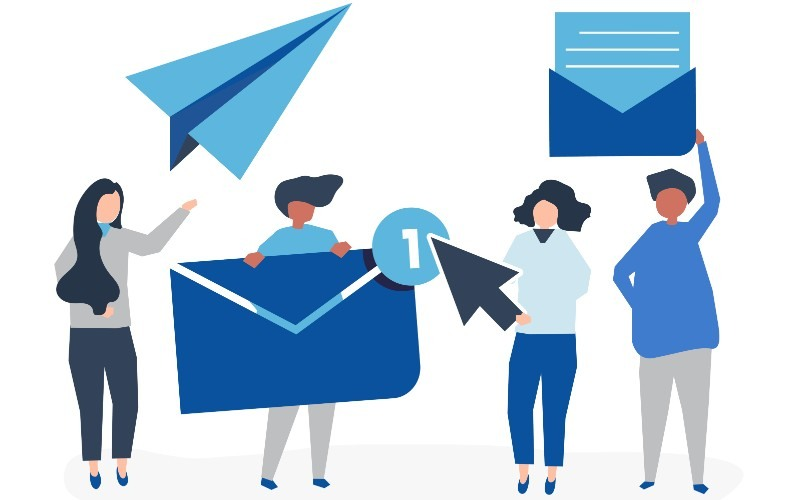 Combinar email marketing y SMS marketing